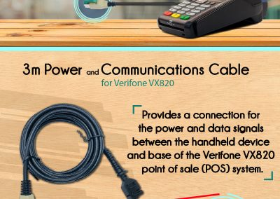 3m Power and Com Cable