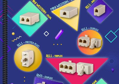 Adapters, Sockets and Wall Boxes